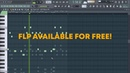 Brooks - Limbo [FL Studio Remake FREE FLP]