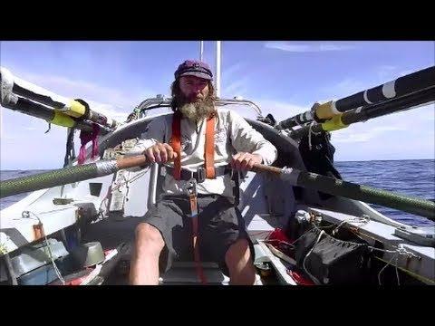 Фёдор Конюхов. На веслах через Тихий океан. Один на один с Океаном