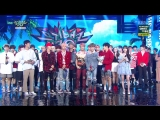 [AWARDS] 180831 BTS win No.1 place with IDOL on Music Bank @ Music Bank