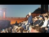 Выступление Сергея Собянина на открытии XI Международного фестиваля Спасская башня