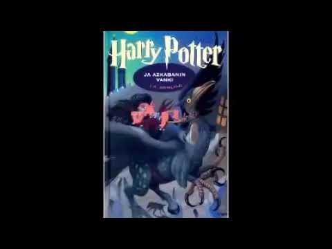 Harry Potter ja Azkabanin vanki kirja 3 Suomi äänikirjan Radio 4