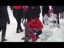 19 января в селе Караидель прошел традиционный День снега