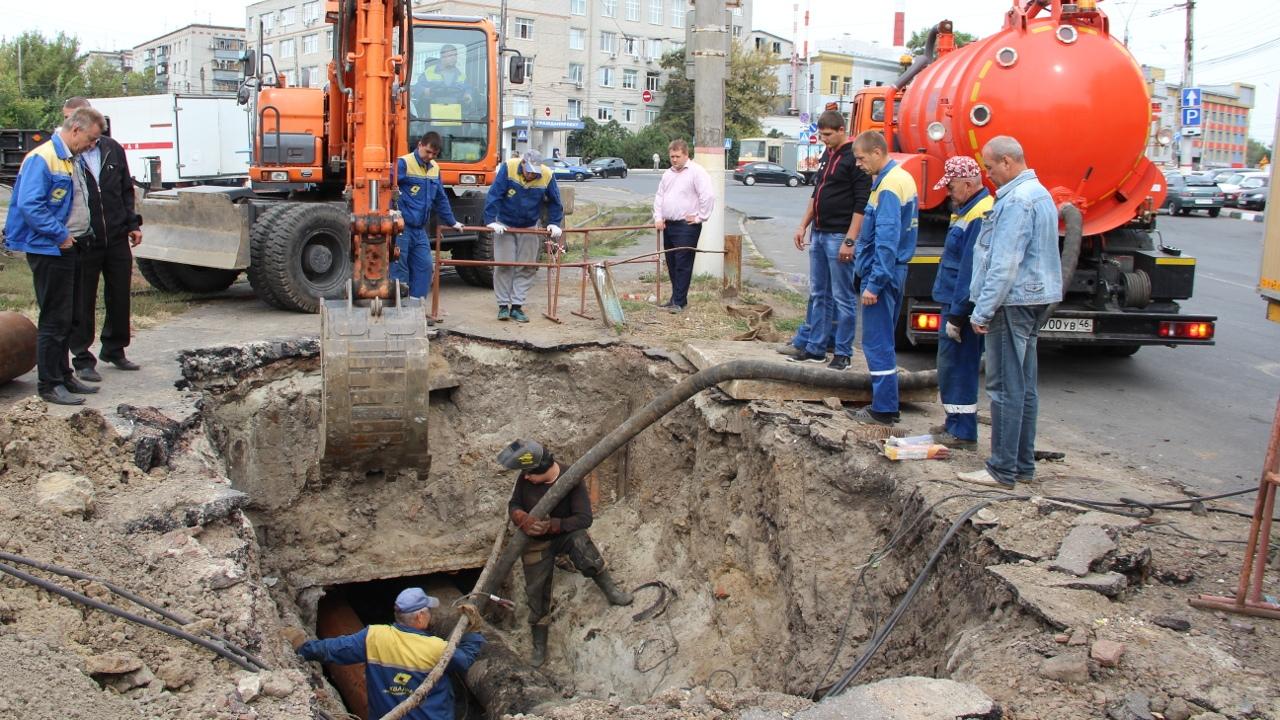 Десятки домов в центре города провели 6 дней без горячей воды