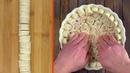 Слойки - вчерашний день. Посмотрите на эти волшебные десерты с начинкой!