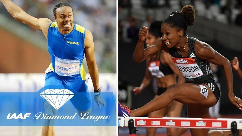 6 of the best hurdles races in IAAF Diamond League history