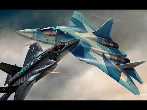 Пилотам F-35 в бою с Су-57 нужна не пушка, а безотказная катапульта...