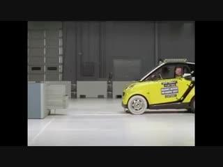 Crash тесты самых лучших автомобилей