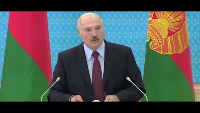 Батька Лукашенко разносит чиновников