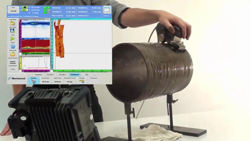 Ультразвуковой дефектоскоп TOPAZ®16 от ZETEC - Corrosion Solution