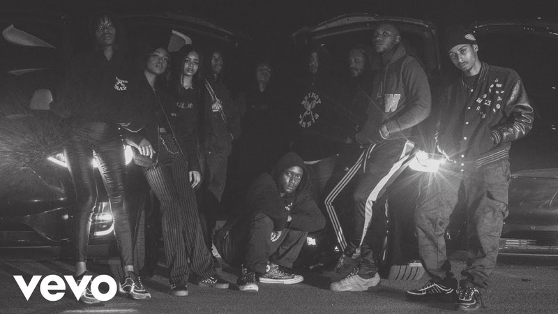 Buddy Black Vertical Video ft A$AP Ferg