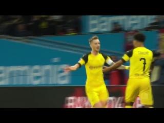 Марко Ройс - номинант на звание игрока месяца в Бундеслиге!
