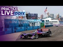 🔴 Practice 2: Saturday | 2018 Qatar Airways New York City E-Prix | ABB FIA Formula E Championship