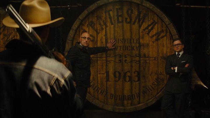 Kingsman: Золотое кольцо / Kingsman: The Golden Circle (2017) (боевик, комедия, приключения)