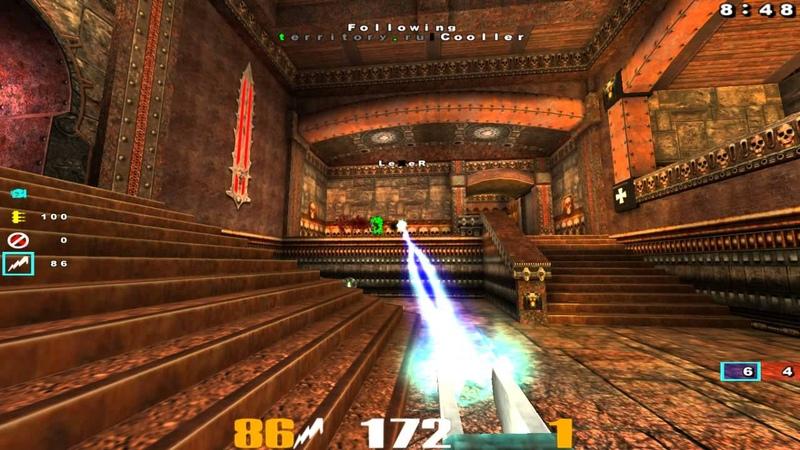 QuakeCon 2004: cooller (POV) vs. lexer - ztn3tourney1