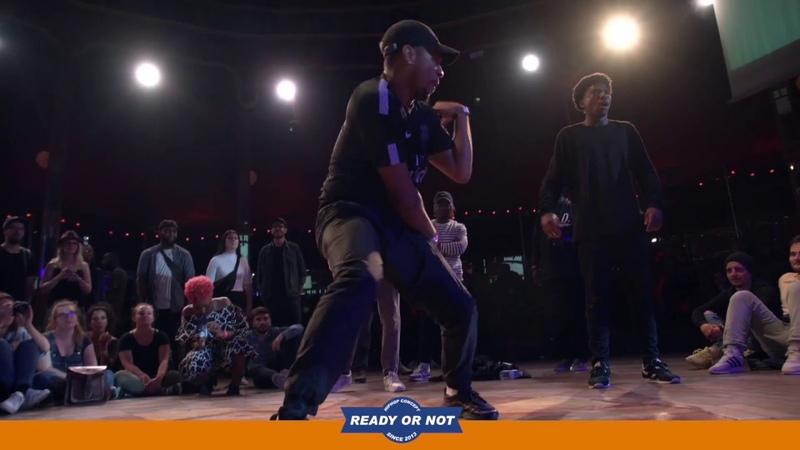 RON FINAL 2018 | Finale Danse | Ghetto Style x Sa Graille | ReadyOrNot