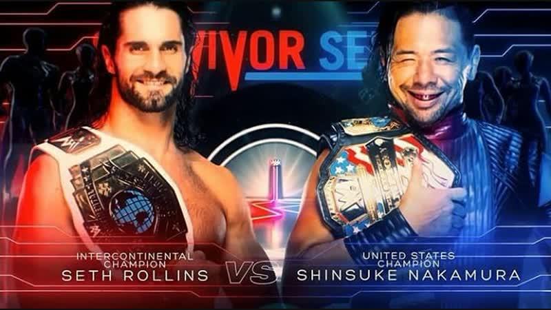 → | WWE: Seth Rollins | The-Architect | ←