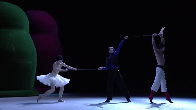 I. Stravinsky - Петрушка Petrushka [Choreography Edward Clug] - Denis Savin E. Krysanova D. Dorokhov V. Lopatin BT 2019
