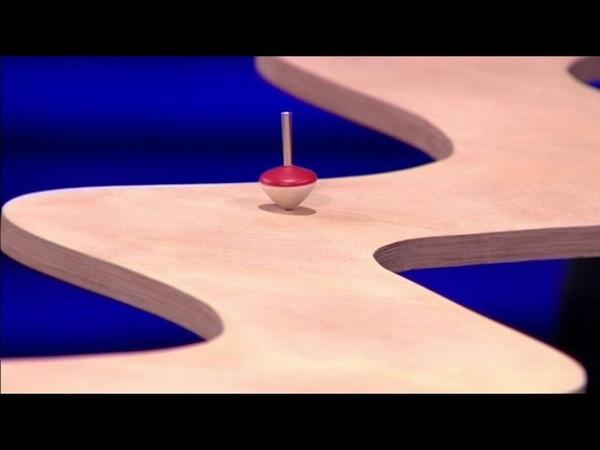 Spiel 8 - Kreisel-Slalom - Schlag den Star