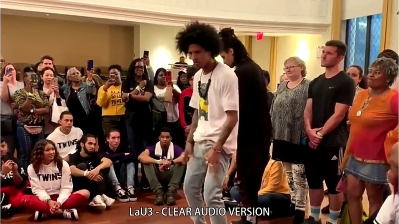 Les Twins - Metro Boomin - 10 Freaky Girls (CLEAR AUDIO)