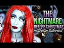 Sally The Nightmare Before Christmas Sally Makeup Tutorial | Victoria Lyn Beauty