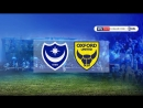 Sky Bet League 1 2018-19 | 18.08.2018 | Portsmouth - Oxford United