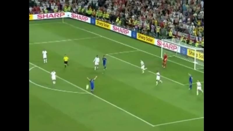 ЯК ГОЛ ДЕВІЧА НА ЄВРО-2012 не зарахували!