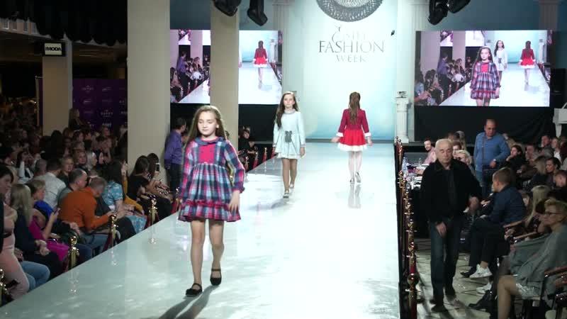 KINDER TIME в Ювелирном Доме Эстет/Estet Fashion Week/Показ мод