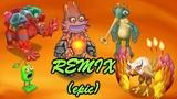 Fire Haven Remix