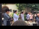 18.08.20 Lee Seung Gi Jibsabu LA Filming Fancams