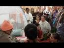 09.11.2016 г. Шрила Б.В.Бхарати Махарадж. Раздача маха-прасада. Вриндаван. Часть 1.