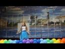 Варвара Чужинова с песней Я рисую на окне День медика 2018г