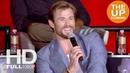 Chris Hemsworth interview Avengers Infinity War: Like first day at school till Chris Pratt hugged me