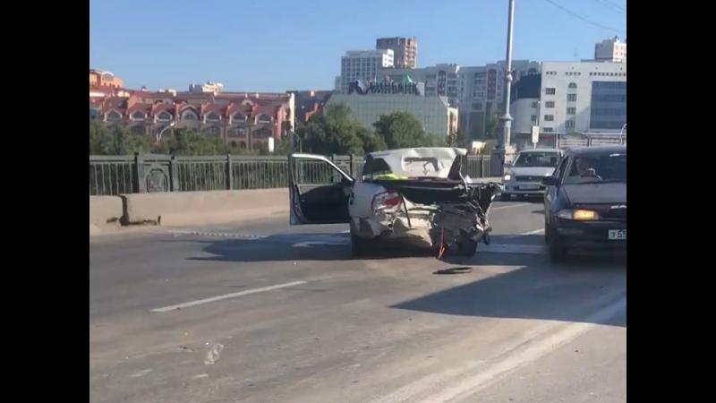 Авария на Коммунальном мосту