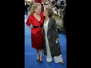 Meryl Streep - the greatest woman in the world.
