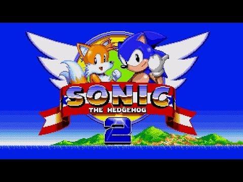 Дядька и Некрос - Sonic the Hedgehog 2 (23.03.2019)