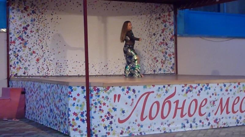 5-е Детские сборы по ORIENTAот Танцевального клуба Амира, г. Н.Новгород, июль 2018!Закрытие, Киселёва Анастасия!