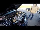 AUDI 80  против всех  !!!  Бросили вызов  RS3  и  Lexus is F - 500 ...