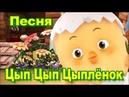 Детская Песня Цып Цып Цыплёнок-Мультик-Сказка-uşaq mahnısı