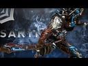 Warframe - Saryn Nikana Prime Melee Only Solo Survival 1hs-43min-43seg (Neo fissure)