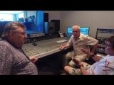 Запись песни Воин-призрак в студии Академического ансамбля Росгвардии совместно с Иваном Демьяном/7Б