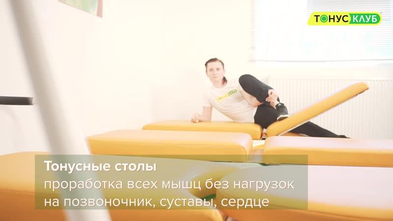 Активная тренировка ТОНУС КЛУБ® Смоленск