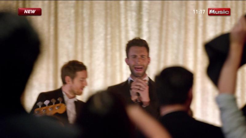 Maroon 5 - Sugar [M6 Music HDTV](2015)