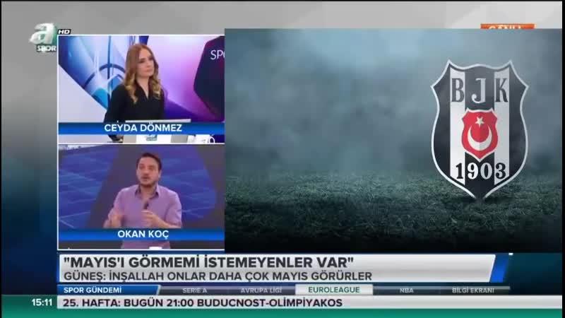 Beşiktaş Gündemi - Okan Koç Yorumları