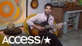 Darren Criss Talks Touring With Lea Michele & His Love For Performing At Piano Bars | Access