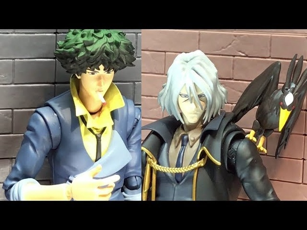 TN2018 S.H.figuarts - Spike Spiegel Vicious (Cowboy Bebop) スパイク・スピーゲル ビシャス (カウボーイビバッ125