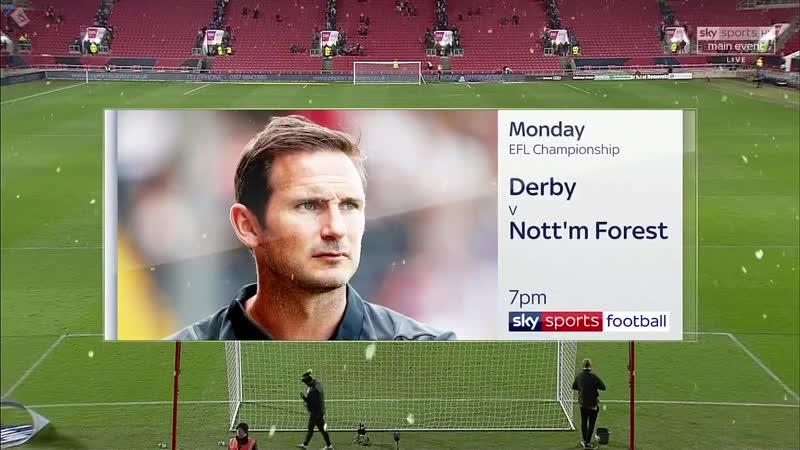 East Midlands derby (Sky advert)