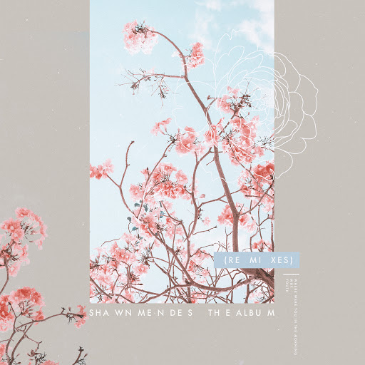 Shawn Mendes album The Album (Remixes)