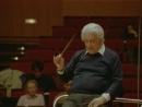 Sergiu Celibidache conducts Anton Bruckners Mass in F minor