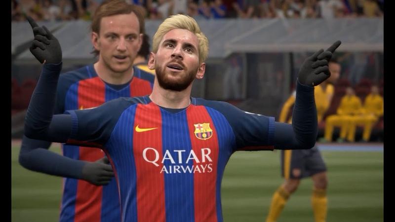 Барселона Арсенал (36 тур сезон 2017-18)