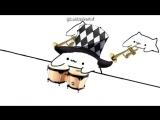 anime.webm Bongo Cat, JoJo